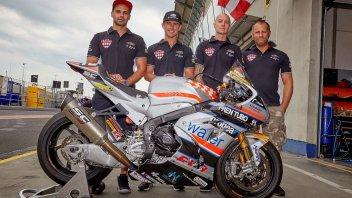 """SBK: Grillini: """"In Superbike non tornerò mai più"""""""