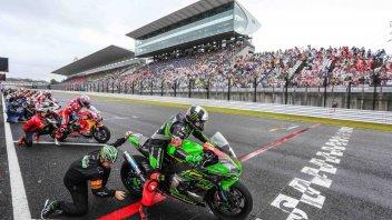 SBK: Suzuka 8 Hours: Rea and Kawasaki declare war on Yamaha