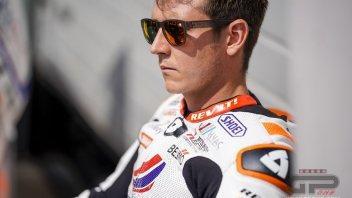Moto2: Odendaal e NTS RW Racing si separano