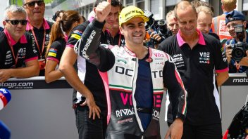 """Moto3: Marquez on Fenati: """"He learned. It's good that he came back."""""""