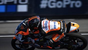 Moto3: WUP: Canet si riprende, è lui il più veloce a Silverstone