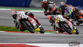 """Moto3: Simoncelli: """"Voglio la Superpole in Moto3, così è imbarazzante"""""""