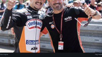 Moto3: Max Biaggi happy for Canet: I have Brno in my heart
