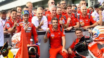 """MotoGP: Dovizioso: """"Being your best against Marquez isn't enough."""""""