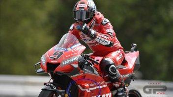 MotoGP: Ducati indossa una nuova carena e perde un'ala