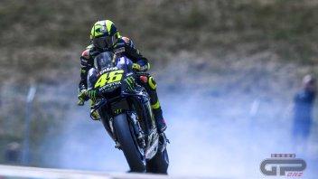 """MotoGP: Rossi: """"Il motore rotto non è un problema, era vecchio"""""""