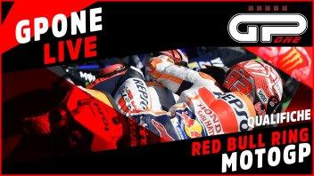 MotoGP: Red Bull Ring, LIVE qualifiche in Austria: Marquez in pole su Quartararo