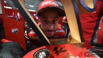 "MotoGP: Dovizioso: ""Passing Marquez was the best craziest move of my life."""