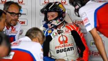 """MotoGP: Miller: """"Lorenzo in Ducati? I'm upset, not stressed. It's a business."""""""