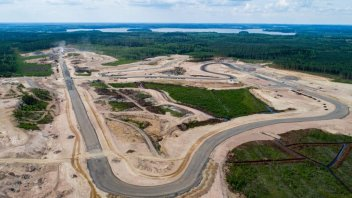 MotoGP: The KymiRing is ready, test in Finland at the end of August