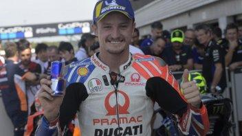 """MotoGP: Miller: """"Sapevo che Marc voleva la pole, così l'ho seguito"""""""