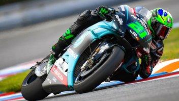 "MotoGP: Morbidelli: ""I'm looking for Quartararo's explosiveness to take advantage of the tires"""