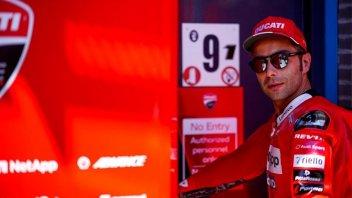 """MotoGP: Petrucci: """"La scomparsa di Luca insegna cosa è importante nella vita"""""""