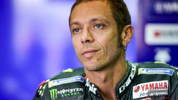 """MotoGP: Rossi: """"The Yamaha is back to being my bike"""""""