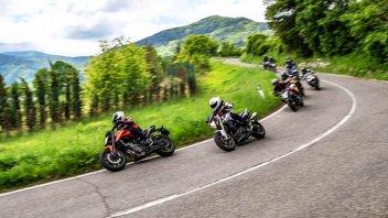 Moto - News: Dainese Weekend Master Misano: viaggio nella storia della protezione