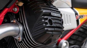 Moto - News: Moto Guzzi torna protagonista ed ora punta... Le Mans?