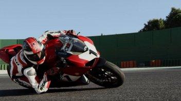 Moto - News: La Panigale V4 25° Anniversario 916 fra i cordoli di Misano