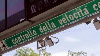 Moto - News: Tutor: Autostrade per l'Italia riattiva i vecchi apparecchi