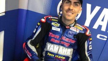 SBK: Loris Baz will race the Bol d'Or with team Yamaha YART