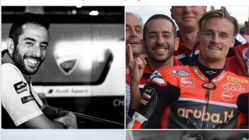 "SBK: Davies: ""Luca, I wish one last conversation with you"""