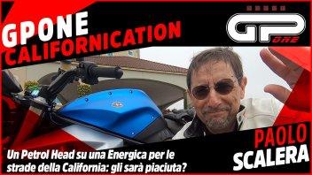 Moto - Test: Un Petrol Head su una Energica in California: gli sarà piaciuta?