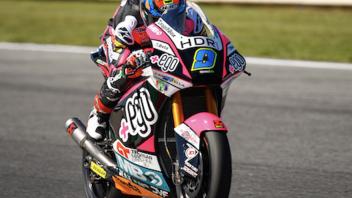 Moto2: Speed Up detta il passo a Misano: 1° Navarro, 4° Di Giannnatonio