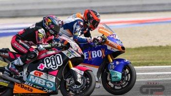 Moto2: Speed Up presenta un appello contro lo Stewards Panel