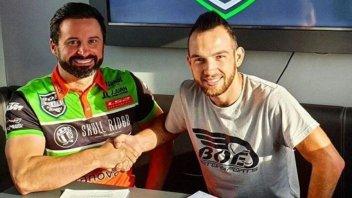 Moto3: Jakub Kornfeil riparte da Boe Skull Rider nel 2020