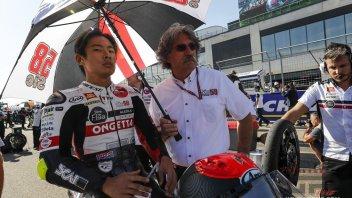 Moto3: Paolo Simoncelli: Noi come Greenpeace, per salvare il 'verde' in pista