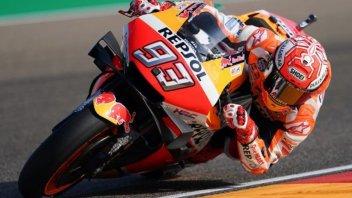 MotoGP: Aragon: Quartararo ci prova, ma in pole c'è Marquez