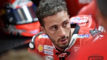 """MotoGP: Dovizioso: """"Marquez doesn't intimidate me, but I'm not playing his game."""""""