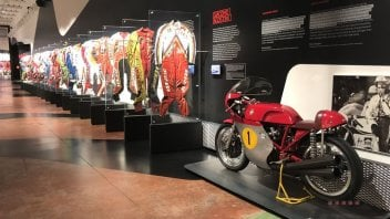 MotoGP: A journey through history with Dainese: the doors of the DAR open up