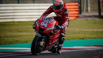 "MotoGP: Dovizioso: ""My body is fine, but my pace isn't"""