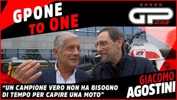 """MotoGP: Agostini: """"Un campione vince con qualsiasi moto. E ad una età, smette"""""""