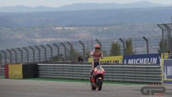 """MotoGP: Marquez: """"Prima mi sentivo invincibile, ora sono più completo"""""""
