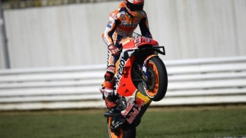 MotoGP: Marquez infrange i sogni di Quartararo e trionfa a Misano