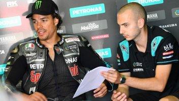 """MotoGP: Morbidelli: """"Domani Marquez andrà in fuga, nessuno è veloce come lui"""""""