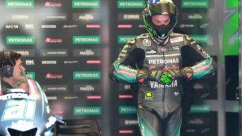 """MotoGP: Morbidelli: """"Troppo lontano da Quartararo, devo capire il perché"""""""