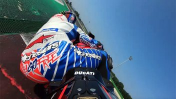 MotoGP: Riding with Pecco Bagnaia at Misano on Team Pramac's Ducati