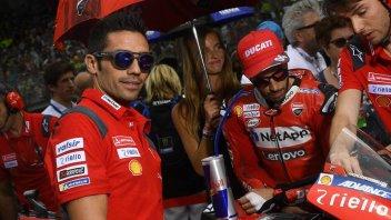 "MotoGP: Pirro: ""Honda? I don't think it's developed more than Ducati."""