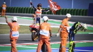 MotoGP: ASCOLTI TV: Il GP di Misano batte quello del Mugello