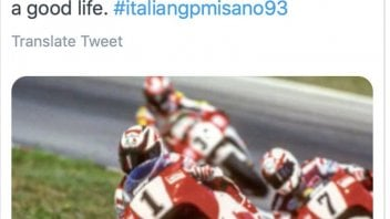 MotoGP: Wayne Rainey: even after the accident, I have a good life