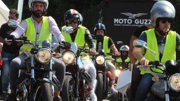 Moto - News: Moto Guzzi Open House 2019: al via il raduno delle Aquile