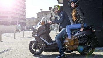 """Moto - News: Kymco: """"Rinnova rottamando"""", la promo per cambiare facilmente scooter"""