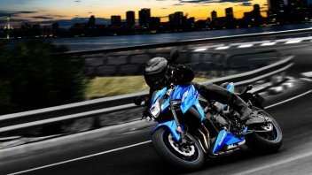 Moto - News: Suzuki GSX-S750: a settembre, il prezzo d'acquisto scende