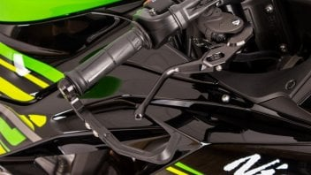 Moto - News: Gilles Tooling: l'accessorio giusto per la Kawasaki ZX-6R 2019