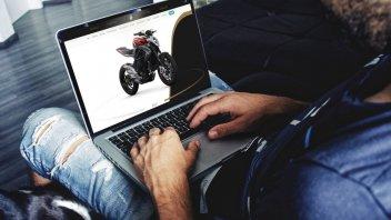 Moto - News: MV Agusta: la passione corre online