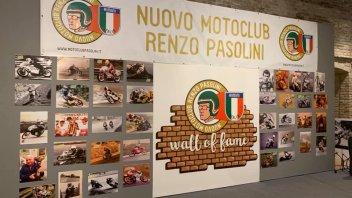 """News: """"Wall of fame, le radici della Riders' Land"""": il MotoClub Pasolini si racconta"""