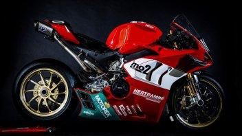 SBK: Ecco la Ducati Panigale V4R in versione Endurance: sfida al Bol D'Or