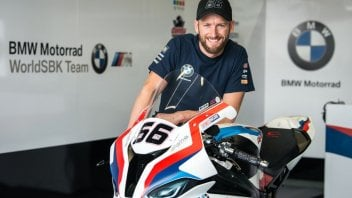 SBK: BREAKING NEWS - Tom Sykes and BMW together in 2020